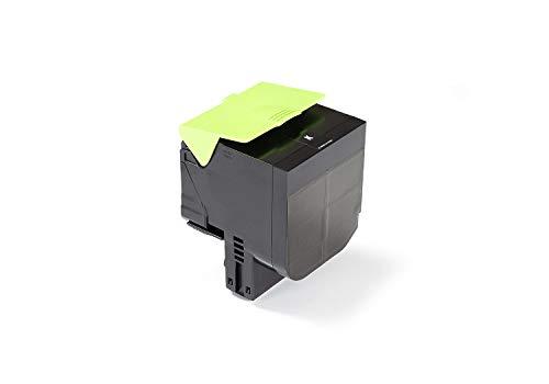 Green2Print Tóner Negro 8000 páginas sustituye a Lexmark 70C0X10, 700X1, 70C2XK0, 702XK, 70C2XKE, 702XKE Tóner Apto para la Lexmark CS510DE, CS510DTE
