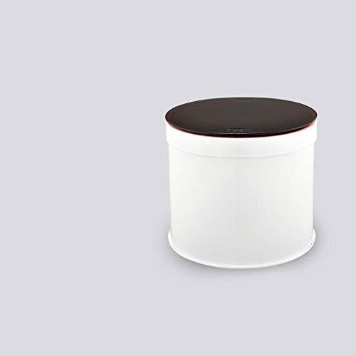 Sinzong bureau-afvalemmer, prullenbak op bed, push-type, salontafel op afvalbox