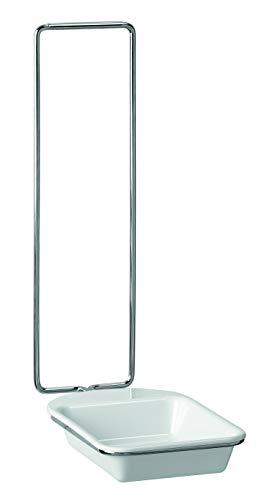 Bartscher Abtropfschale PS 0,9L-W für Desinfektions- und Seifenspender - 850018