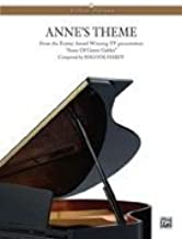 Anne's Theme (From Anne of Green Gables) - Piano Solo - (Professional Touch) Arrangement by Dan Coates
