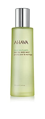 AHAVA Aceite Seco Para El Cuerpo Nopal Y Moringa -