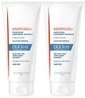 Ducray anaphase plus shampoo pack of 2
