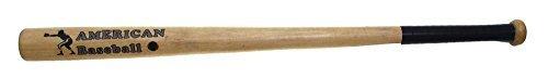 MFH Softballschläger American Baseball aus Holz (Natur/32 Zoll)