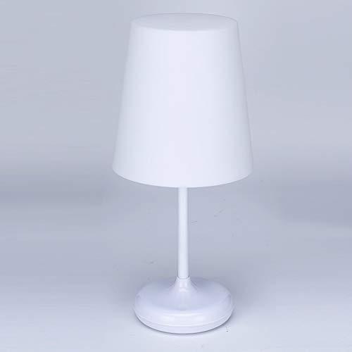 HGFMY Lampara Escritorio Regulable, Lámpara De Escritorio Con Mando A Distancia, Lámpara De Mesa Salón Moderno, Interruptor Tactil, Puede Ser Cronometrado, Oficina