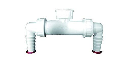Doppelanschluss HL 2 mit Rueckflusssicherung