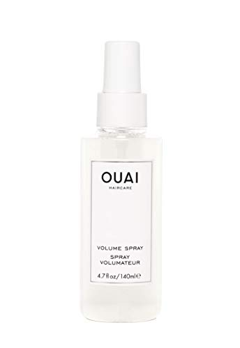 OUAI Volume Spray. A Weightless, Pre-Blowout Mist for...