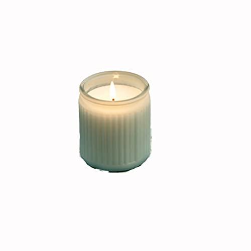 Aromaterapia Vela Aceite Esencial Fragancia Sin humo Fragrance Fragancia Soy Wax Dormitorio Dormitorio Calmar los nervios y dormir Cumpleaños (Fragrance : Mysterious woods)