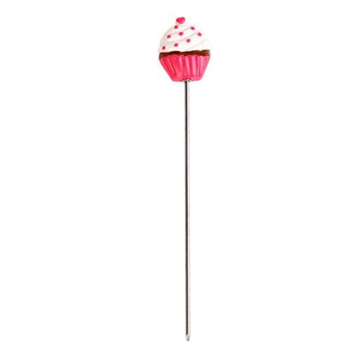 Happy Sales HSCT-CC1, 1PC Cake Tester Skewer Baking Cooking Tool Cupcake Design.