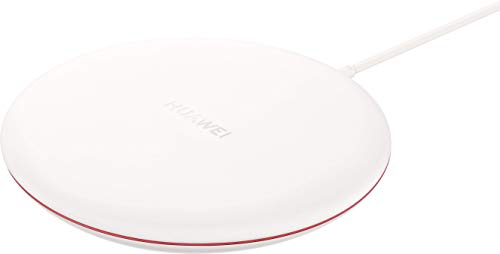 Huawei Wireless Charger Supercharge mit Adapter CP60, Kabellose Ladestation passend für Mate 20 Pro