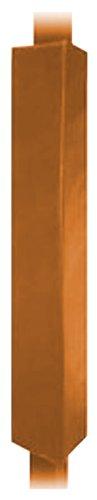 First Team FT78 Foam-Vinyl Premium Pole Pad for 6 in. Square Poles44; Sienna Orange