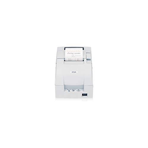 Epson TM-U220B (007 A3) Dot Matrix Printer – Dot Matrix Printers (16 cpi, 9-pin, ethernet, 10/100Base-T (X), 64 dB, 160 mm)