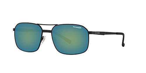 Arnette AN3079 696/8N 56 MM Gafas, Verde, Unica Unisex Adulto