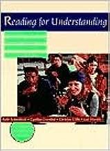 R. Schoenbach's,C. Greenleaf's,C. Cziko's, L. Hurwitz's (Reading for Understanding [Paperback])(1999)