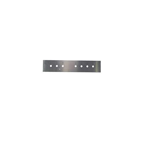 Recamania Panel Frontal Inoxidable Horno TEKA 83116073