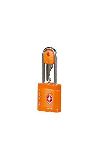 Samsonite Global Travel Accessories - TSA Key Candado para equipaje, 6 cm, Naranja (Orange)