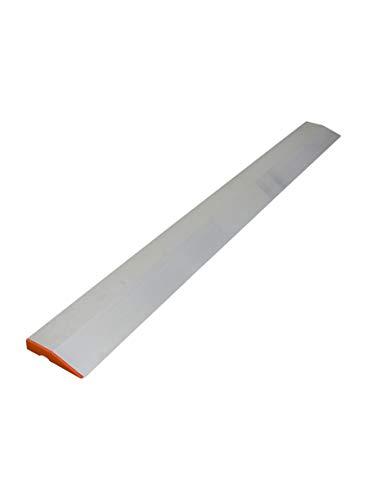 Trapez-Kartätsche 100 cm Putz Kartätsche Trapez Kartätsche zum Glattstreichen Abziehlatte Alu Profilkartätsche Richtscheit Alu-Latte Putzlatte Setzlatte 100 cm