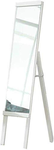 Opvouwbare multifunctionele garderobe in Europese stijl staande spiegel vloergarderobe hout slaapkamer woonkamer werkkamer C C