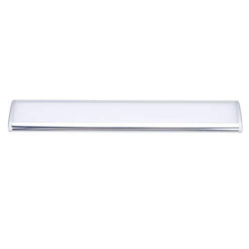 Lámpara para armario con batería recargable, lámpara para armario, lámpara para armario, mando a distancia, duradera, luz para salón (Warm white light)