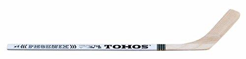TOHOS Unisex Adult Eishockey Schläger Phoenix, Weiß, 90 cm