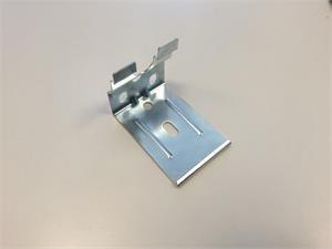 Springs Graber Supreme Horizontal Cordless Mini Blind Brackets(1 Pair)