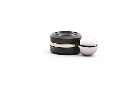 Orbiter - A Black Diamond Carbon Nano-Coating Fidget Device by TEC Accessories