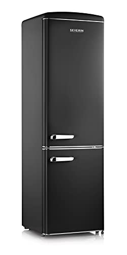 Severin RKG 8922 frigorifero con congelatore Libera installazione Nero 255 L A++