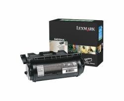Lexmark Toner Original 64016HE schwarz