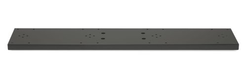 Architectural Mailboxes 5114B Quad Spreader Plate, Black