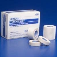 Kendall Max 71% OFF Tenderskin Hypoallergenic Paper Tape Chicago Mall 3 X Inch On 10 Yard