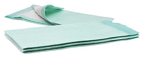 50 – 400 hochwertige Krankenunterlagen 60 x 90cm Einweg Flocken Inkontinenzunterlagen Einwegunterlagen (75)