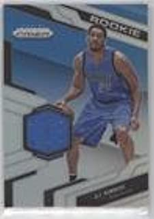 A.J. Hammons (Basketball Card) 2016-17 Panini Prizm - Rookie Jerseys - Silver Prizm #80