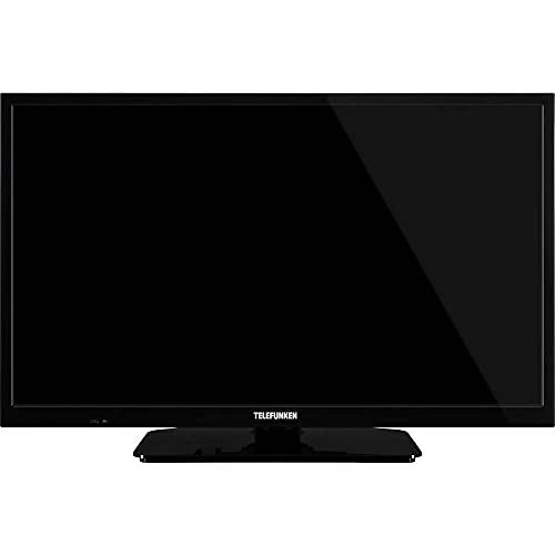 TV LED Classe energetica: A+ (A+++ - D) Telefunken E24H340A 10129747 60 cm (24 pollici) DVB-T2, DVB-C, DVB-S, HD r
