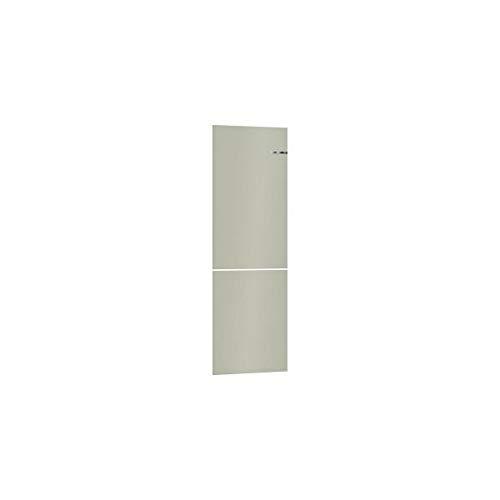 Bosch KSZ2BVK00 - Accesorio para combinaciones de nevera y congelador VarioStyle/frontal de puerta intercambiable/color: champán