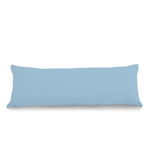 Cotton Delight Body Pillow Cover Pillowcase 20 x 54 Zipper...