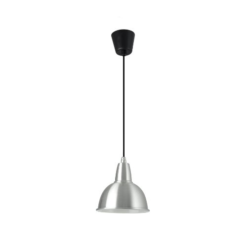 FARO BARCELONA 64101 ALUMINIO-P Lampe Suspension Aluminium