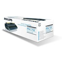 Toner cartridge Original Philips 1x Black PFA731 / 906115313001 for Philips Laserfax LPF 855