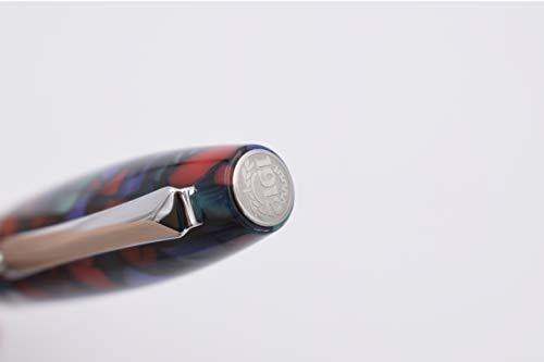 Montegrappa(モンテグラッパ)FortunaMosaic幸運のモザイクイタリア製万年筆正規輸入品オーロラMedium