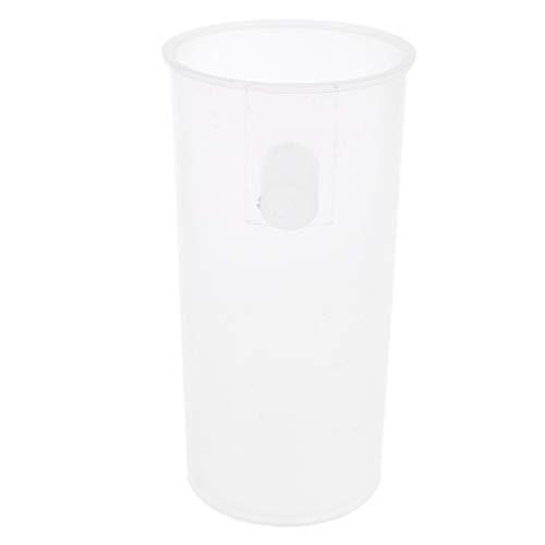 perfk Überlaufbehälter Kunststoff Becher für archimedisches Prinzip Volumen : 250 ml
