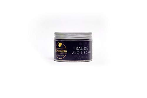 Sal con ajo negro (150 gramos)