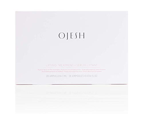 OJESH Hyaluronic Acid Serum Lifting Treatment-28 Ampoules