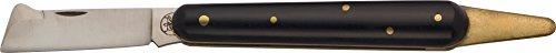 DUE BUOI - Coltello da innesto per Corteccia 202P SP OT. (Coltello Professionale Non Un Coltello Tascabile edc