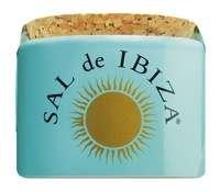 Sal de Ibiza Fleur de Sel (Flor de Sal) Mini Keramiktopf 24,5g