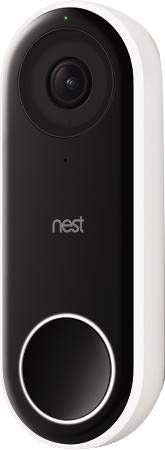 Nest Labs Google Nest Hello Nc5100us