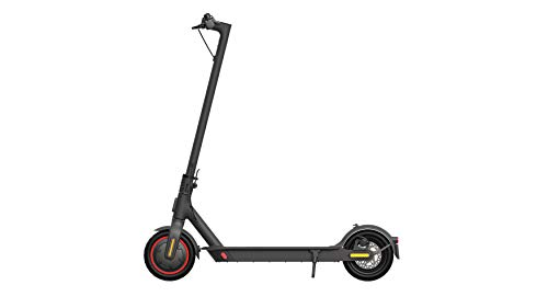 Xiaomi Mi Electric Scooter Pro2 (DE) Faltbarer E-Scooter mit Straßenzulassung + Appanbindung aus Luftfahrtaluminium (max Geschwindigkeit 20km/h, max Reichweite 45km, max Belastung 100kg, LED Anzeige)