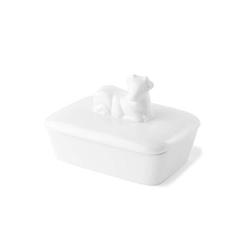 Holst Porzellan BUD 016 Butterdose 1/1