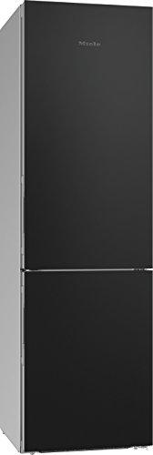 Miele KFN 29283 bb Kühl-Gefrier-Kombination /  Energieeffizienz A+++ / 201,1 cm Höhe / 186 kWh/Jahr / 101 Liter Gefrierteil / Geräumige Schublade mit verstellbarer Feuchtigkeit - DailyFresh