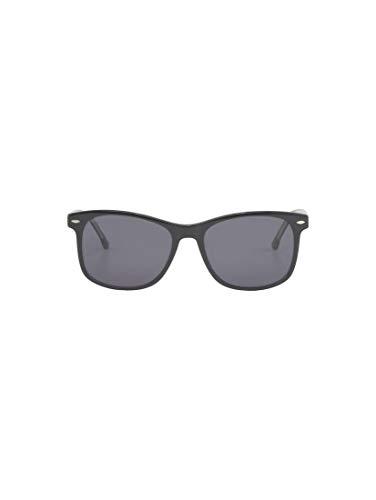 TOM TAILOR Herren Eyewear Verspiegelte Wayfarer Sonnenbrille black-kristall,OneSize