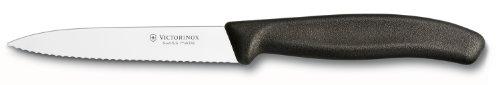 Victorinox 4-Inch Swiss Classic Serrated Paring Knife