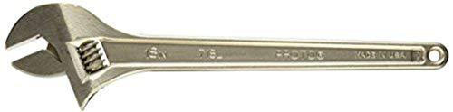 Stanley Proto J718L Clik-Stop Adj Wrench 18 Inch