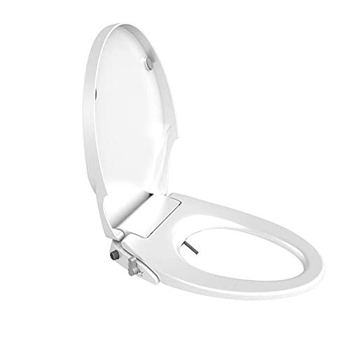 Tapa De WC,Tapa del Inodoro Accesorios de baño Tapa de Inodoro Reemplazo...